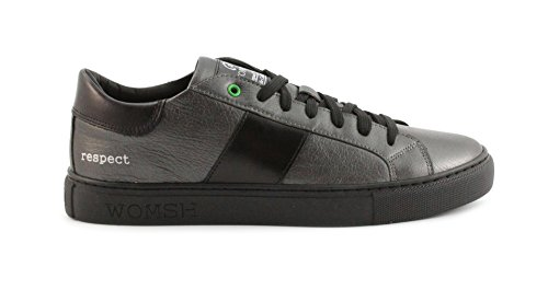 WOMSH Sneaker K270653 Kingston Iron Black