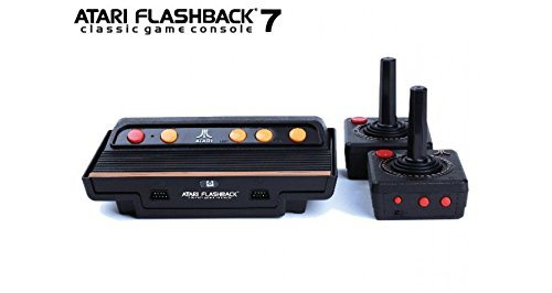 Atari Flashback 7 Classic Game Console with 2 Controllers by Atari (Image #5)