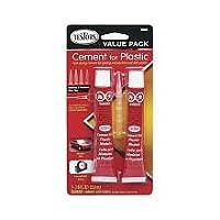 Cemento Glue Value Pack Testors 2-7 /8 fl oz tubos