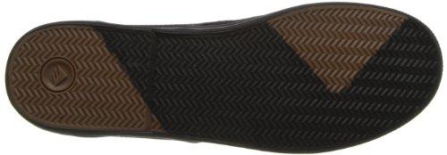 Emerica WINO 6101000088, Scarpe da skateboard uomo Black/Gold