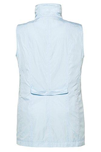 Sans Bleu Courte Col Montant Ulla Doudoune 716297 Grandes Ciel Manches Femme Topaze Popken Tailles n7xqgp6