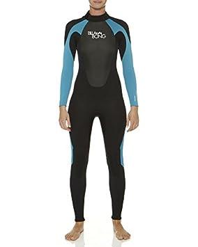 Billabong 403 Launch LS GBS ST - Traje de neopreno de surf para mujer   Amazon.es  Deportes y aire libre 1e8717690b3