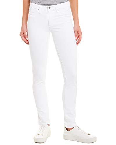 - AG Adriano Goldschmied Women's Prima Jean, White, 26