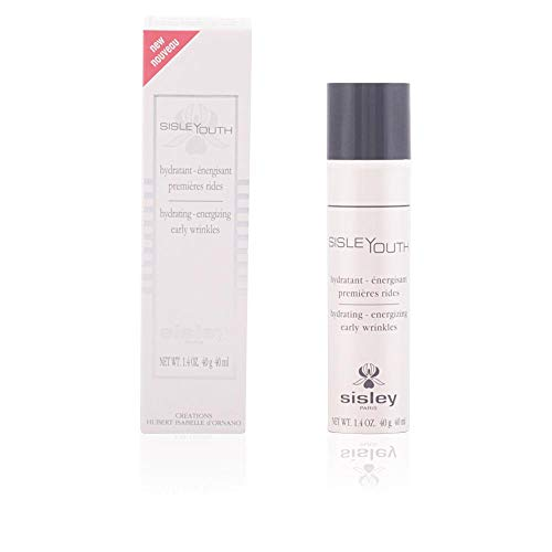 Sisley Youth Hydrating-Energizing Early Wrinkles Treatment for Unisex, 1.4 Ounce