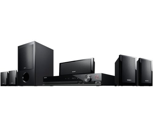 Price comparison product image Sony BRAVIA DAV-DZ170 Home Theater System