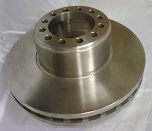 Coach Brakes - CB-56641 MCI Rotor for EX225 Brake System. MCI= 15-02-1067, 15-02-1043, Meritor 68326014, Webb 54220P by Coach Brakes