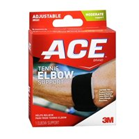 Ace Tennis Elbow Support Size 1ea Ace Tennis Elbow Support O