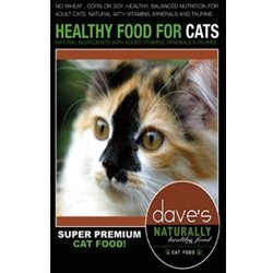 Dave'S Pet Food Naturally Healthy Dry Food For Adult Cats, 20 Lb by Dave's Pet Food