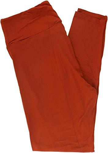 Lularoe (TC Solid Leggings (Brown #1)
