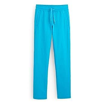 Dulala Women's Loose Athletic Pants Blue M