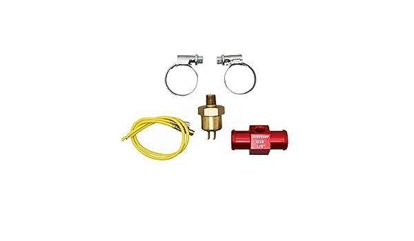VOCA - Adaptador de refrigeración T-Link con termocontacto (18 mm ...