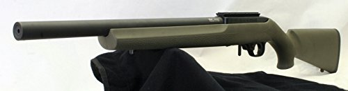 Hogue Rubber Over Molded Stock for Ruger, 10-22 Olive Drab