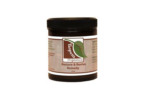 Organics Taspen Restaurer et Revive Remède 4 oz