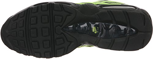 Nike Air Max 95 Jacquard Herresko Sort / Sølv-antracit-volt 644.793 Til 003 Sort / Sølv-antracit-volt sIO25k87B