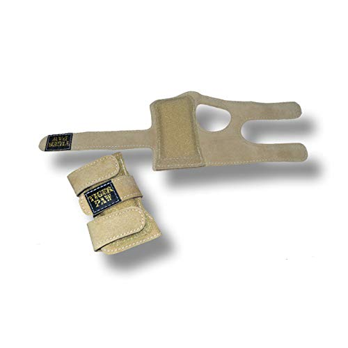 13b0b0b13901 US Glove Tiger Paws Gymnastics Sand Wrist Wraps | Adjustable Wrist Support  | Wrist Injury Prevention - Small