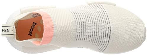 adidas NMD Gymnastique Blanc Chaussures W Blanub PK 000 Narcla de cs1 Femme FF7Rqwr