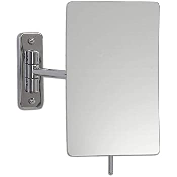 Amazon Com Gurun Wall Mounted Square Magnifying Mirror