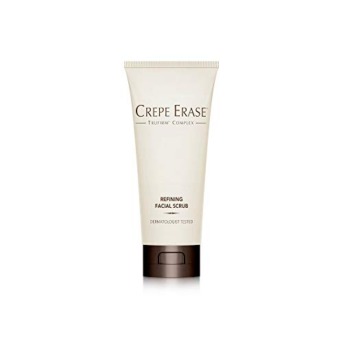 Crepe Erase – Refining Facial Scrub – TruFirm Complex – 6 Fluid Ounces by Crepe Erase (Image #3)