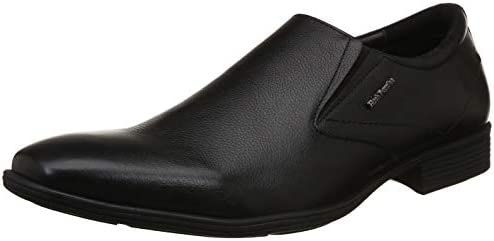 Hush Puppies Men Boston New Slip On Leather Formal Shoes