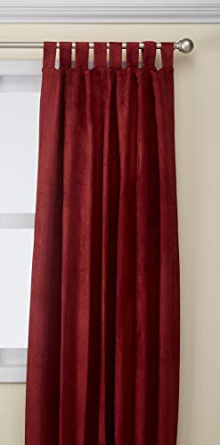 - CHF Microsuede Curtain Panel, 120