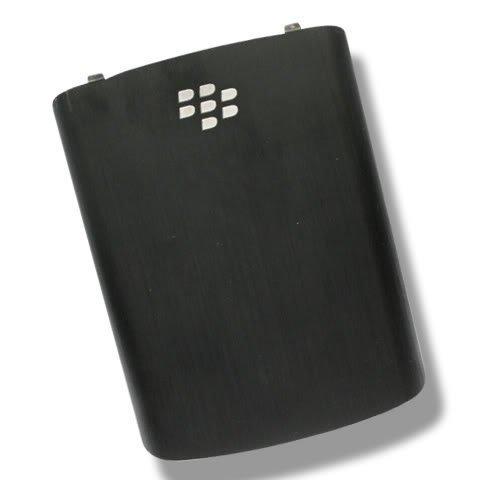- Blackberry Storm 2 9550 Verizon Black Standard Back Cover Battery Door