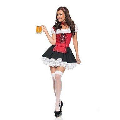 Hot B (Beer Maids Costume)