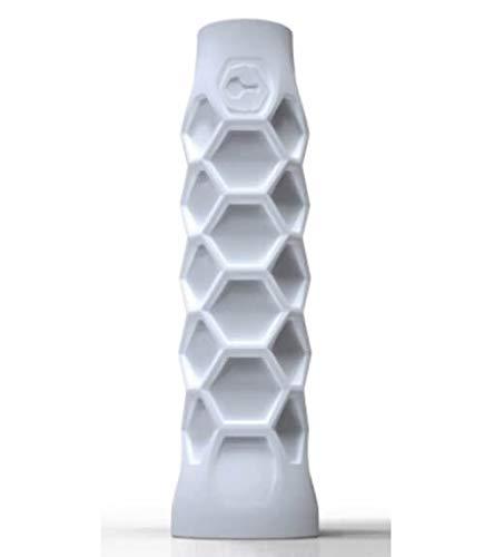 Grip Padel HESACORE Tour Grip + 1 Protector ZRZ Negro + 1 ...