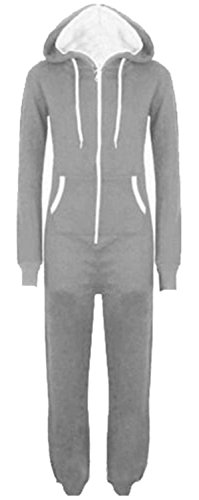 One Jumpsuits Light Unisex All ® Grey In M One Neue Chocolate Plus Size 5XL Kapuzenstrampler Piece Pickle SxwZzfq7