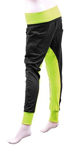 Lakinza - Pantalón deportivo - para mujer Neon Yellow
