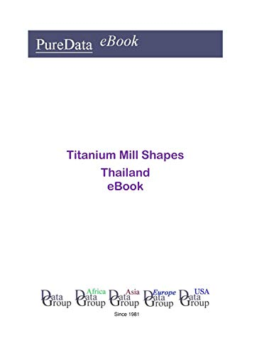 Titanium Mill Shapes in Thailand: Market Sector ()