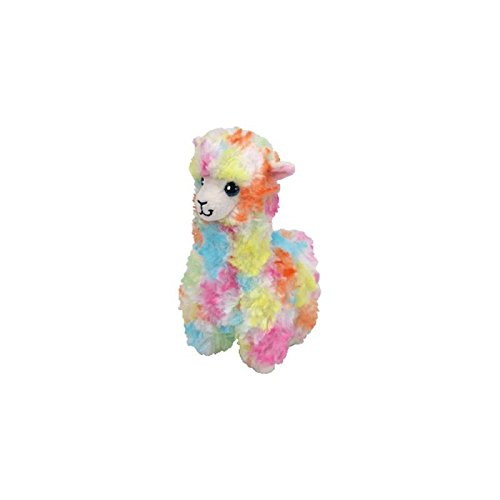 Ty Lola - Mutlicolored llama medium Ty Lola - Mutlicolored llama medium (Baby Lola)