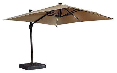Cheap  Ashley Furniture Signature Design - Oakengrove Outdoor Patio Umbrella - Modern Style..