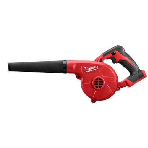 New Milwaukee 0884-20 M18 18 Volt Cordless Compact Yard Leaf Blower Sale (Milwaukee Compact)