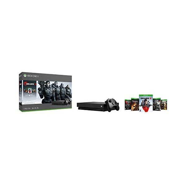 Xbox One X 1TB Console - Gears 5 Bundle 1
