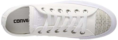 Blanc Mode Converse All Femme Star Ox Baskets TTYvpfA