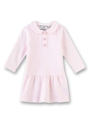 Sanetta Dress baby-meisjes jurk
