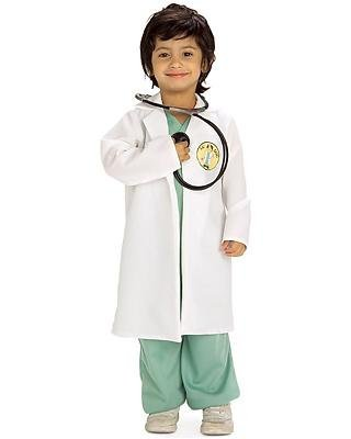 Ideas Holoween (Lil' Doc Toddler Costume -)