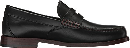 Loafer Coach Mens Leather Manhattan Black wCXwfq1FUx