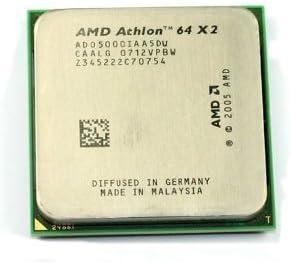 Amazon Com Amd Athlon 64 X2 5000 Brisbane 2 6ghz 2 X 512kb L2 Cache Socket Am2 65w Dual Core Black Edition Processor With Fan Computers Accessories