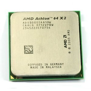 AMD Athlon(tm) 64 X2 Dual Core Processor - device drivers FOUND