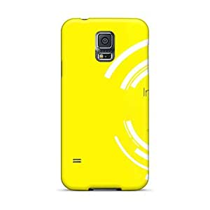 New Style Williams6541 Hard Case Cover For Galaxy S5- Contrast
