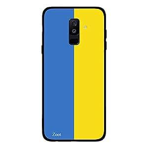 Samsung Galaxy A6 Plus Ukrain Flag