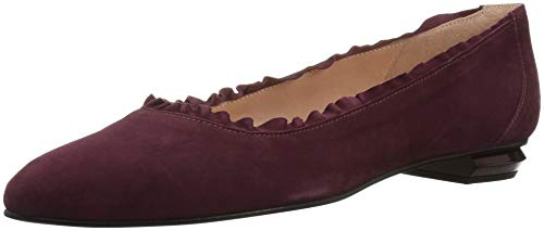 Ballet Flat Zounds Women's Sole NY Raisin FS French qwUxOY