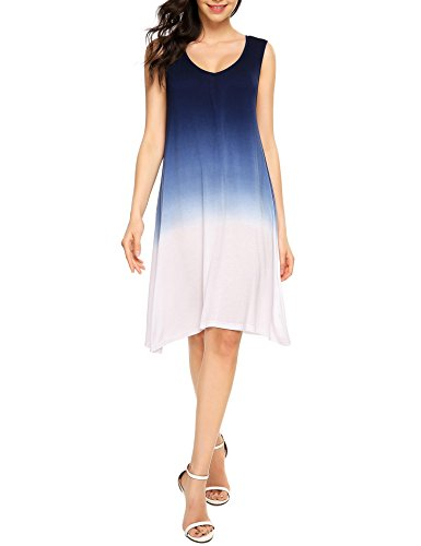 formal tie dye dresses - 2