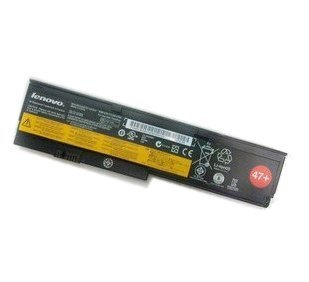 Lenovo 6 Cell Battery 47+ ( 43R9254 ) For Models X200, X200S, X201i , X201 And X201s Battery, Not Used In X200 Tablet Or X201 Tablet by Lenovo