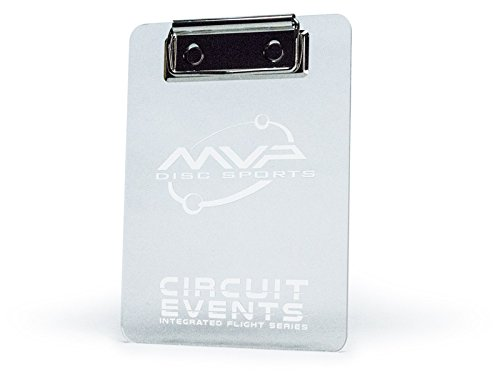 - MVP Disc Sports Circuit Events Disc Golf Scorecard Clipboard