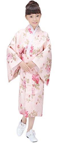 Soojun Vintage Floral Kimono Japanese