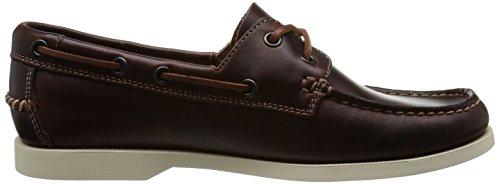 Clarks Nautic Bay - Zapatos de cordones derby Hombre Marrón