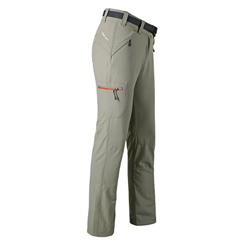 112356120a98d MIER Women's Outdoor Pants Cargo Pants with Zipper Pockets for Hiking  Camping Travel, Lightweight and