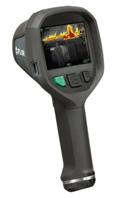 FLIR K55 Fire Thermal Imaging Camera with FSX